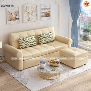 Sofa Giường Ngủ SGU 015W1