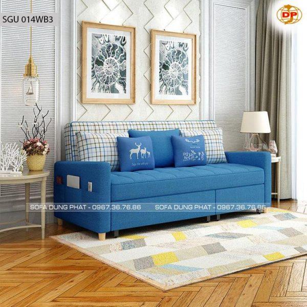 Sofa Giường Ngủ SGU 014WB3