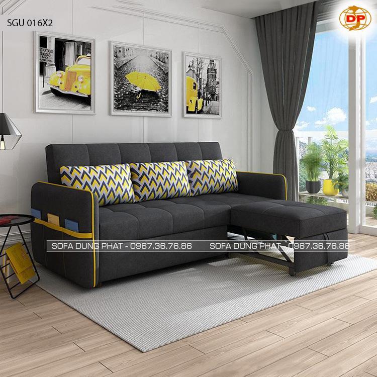 Sofa Giường Ngủ SGU 016X2