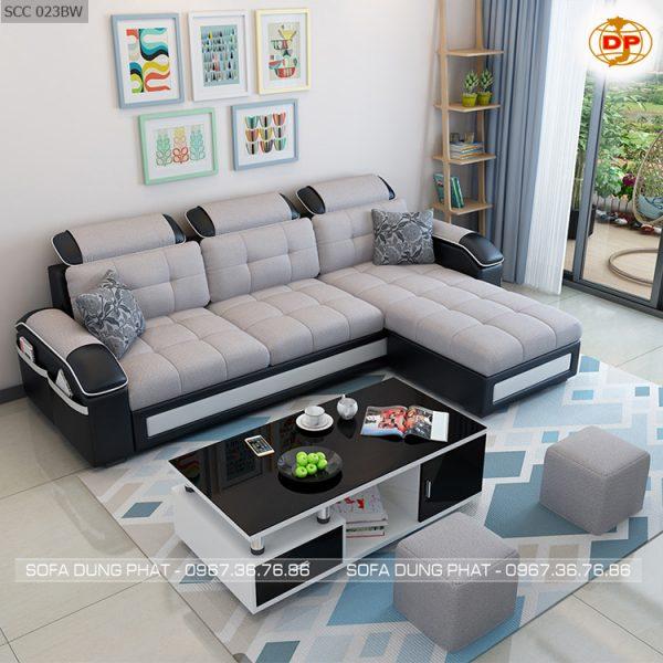 Sofa Cao Cấp DP-SCC 023BW
