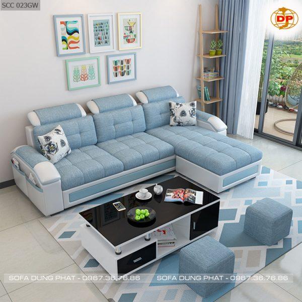 Sofa Cao Cấp DP-SCC 023GW