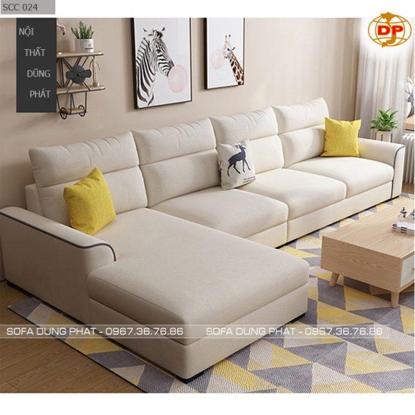 Sofa Cao Cấp DP-SCC 024