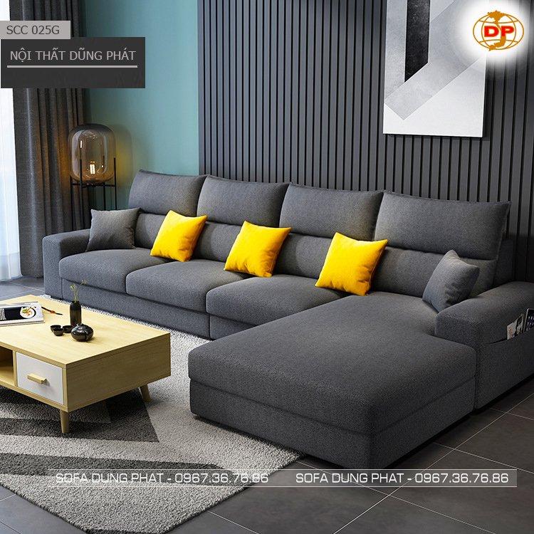 Sofa Cao Cấp DP-SCC 09A