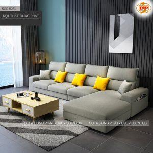 Sofa Cao Cấp DP-SCC 025