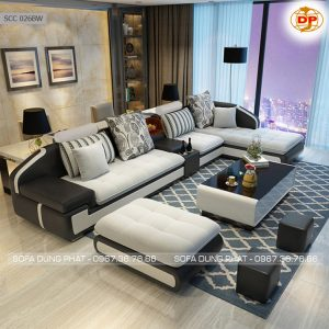 Sofa Cao Cấp DP-SCC 026BW