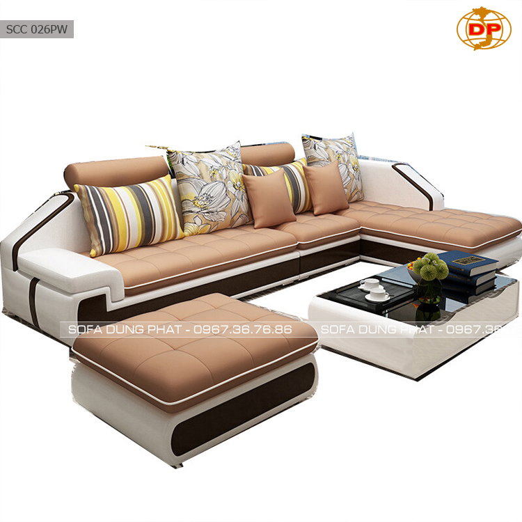 Sofa Cao Cấp DP-SCC 026