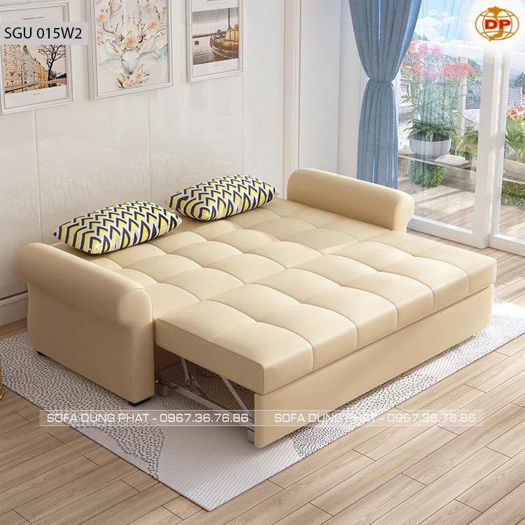 Sofa Giường Ngủ SGU 015W2