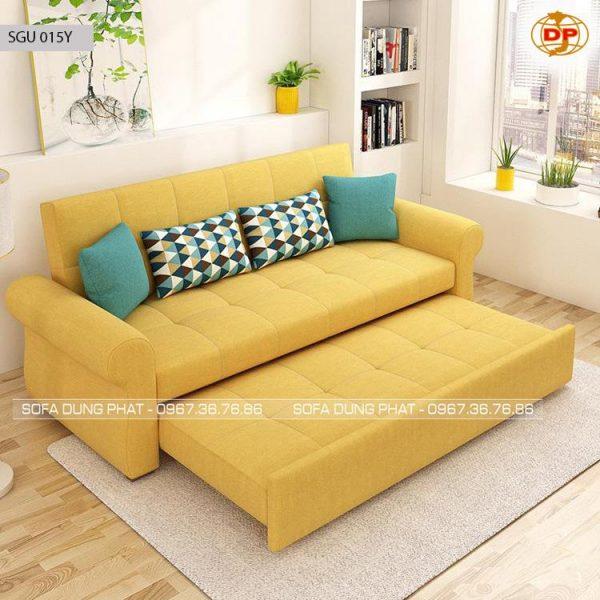 Sofa Giường Ngủ SGU 015Y