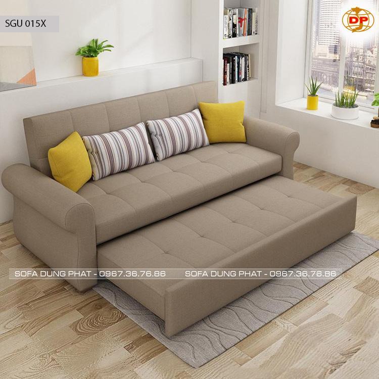 Sofa Giường Ngủ SGU 015X