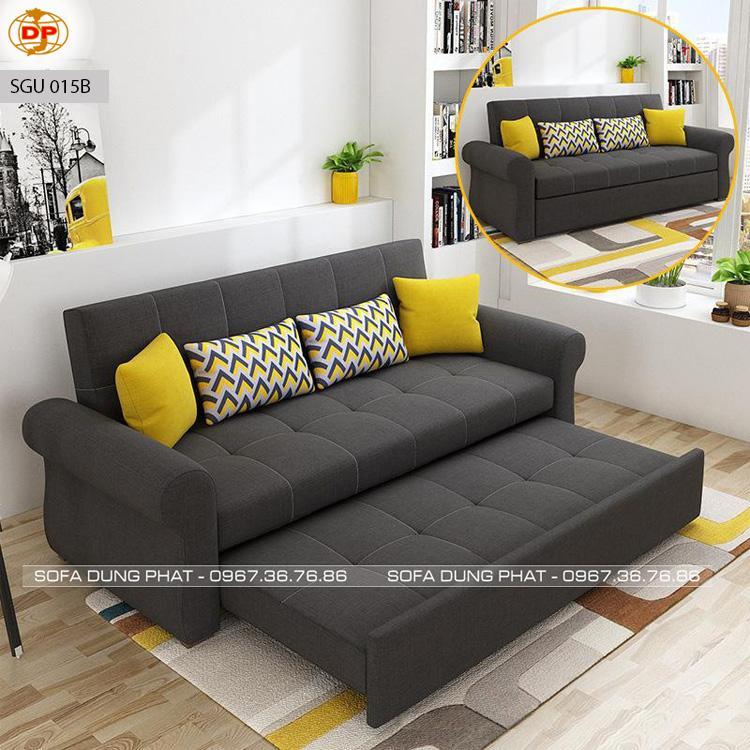 Sofa Giường Ngủ SGU 015B