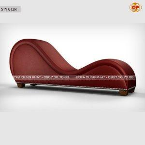 Ghế Sofa Tình Yêu Màu Đỏ STY-012R