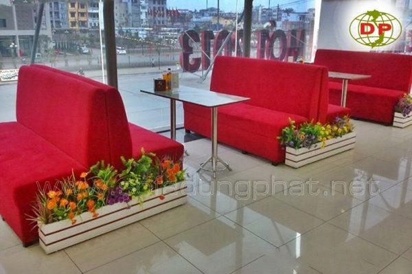 Ghế sofa cafe giá rẻ NCF 02