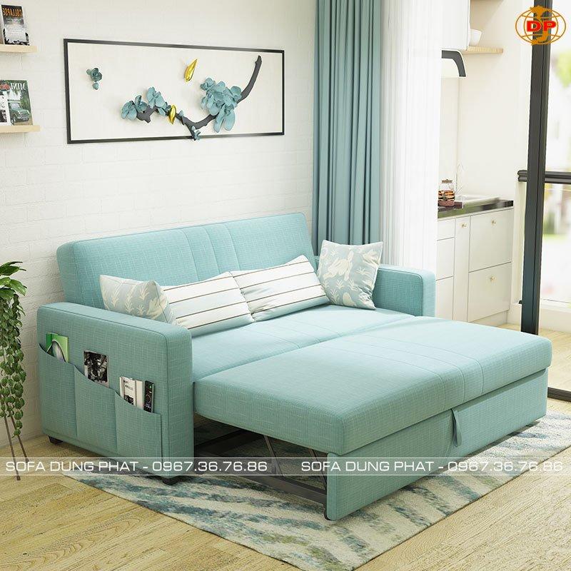 Chọn sofa giường hiện đạicó màu hài hòa với màu căn phòng