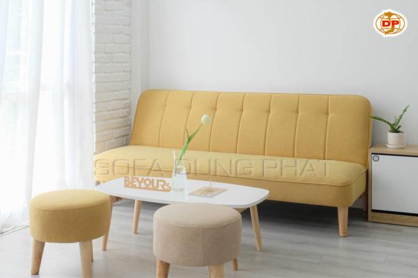 sofa giường nỉ