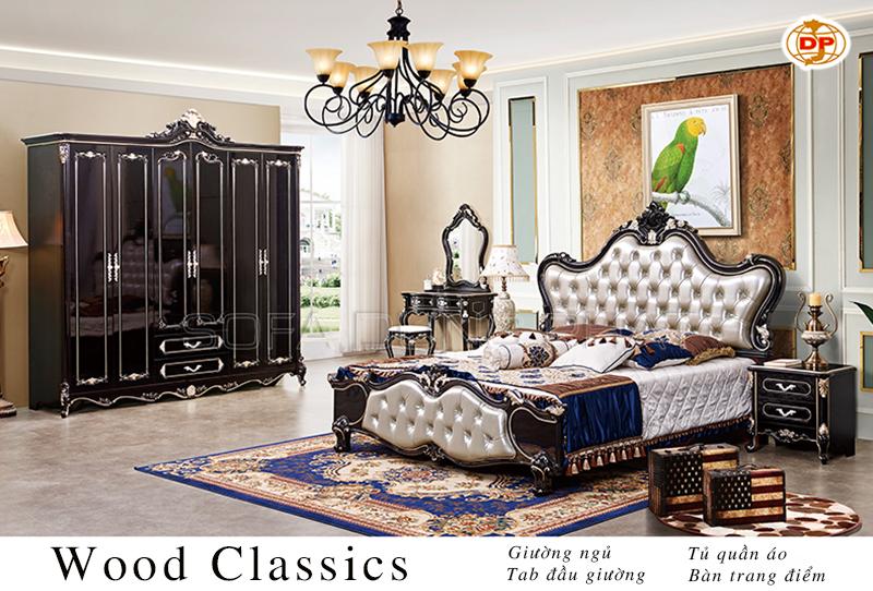 Combo Phòng Ngủ Wood Classics đẹp