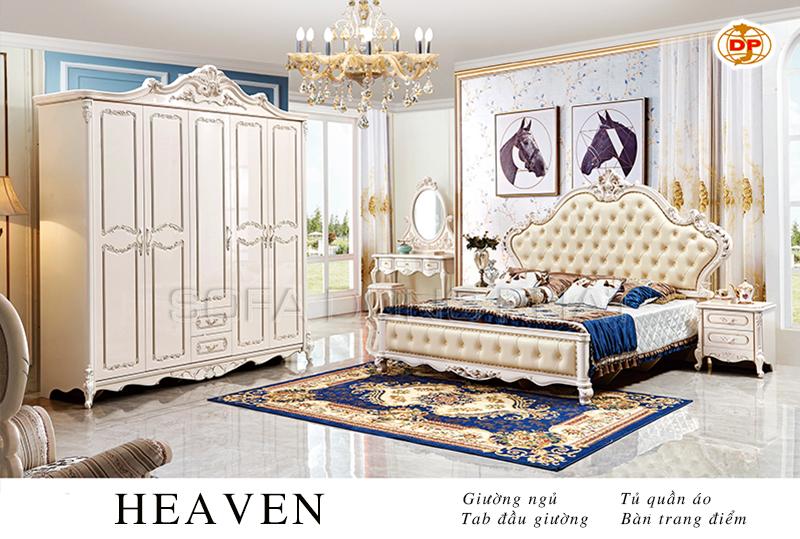 Combo Phòng Ngủ Heaven đẹp