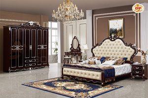 Combo Phòng Ngủ Luxury