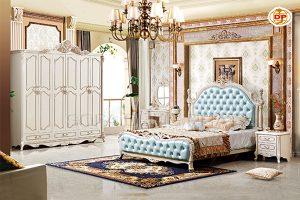 Combo Phòng Ngủ Natural Blue