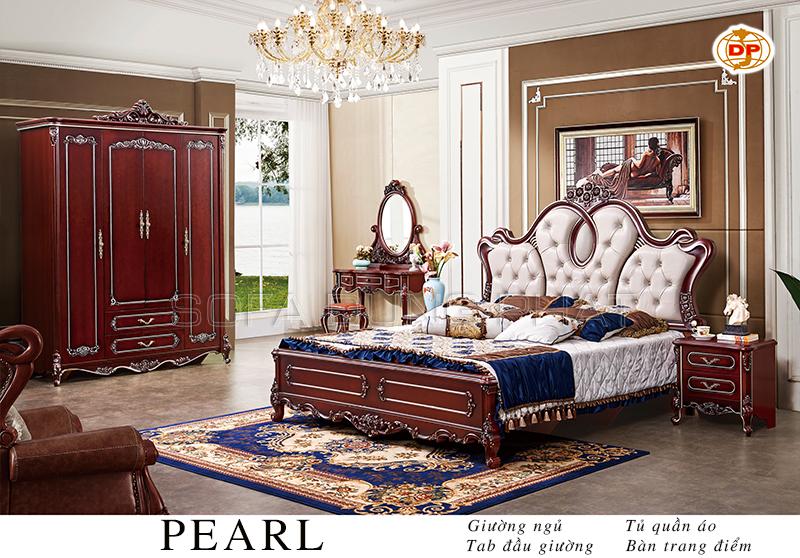 Combo Phòng Ngủ Pearl đẹp