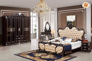 Combo Phòng Ngủ Royal Classic