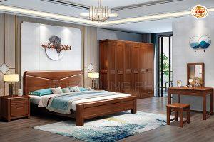 Combo Phòng Ngủ Wood Basic